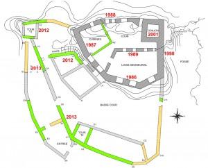Plan travaux Spesbourg